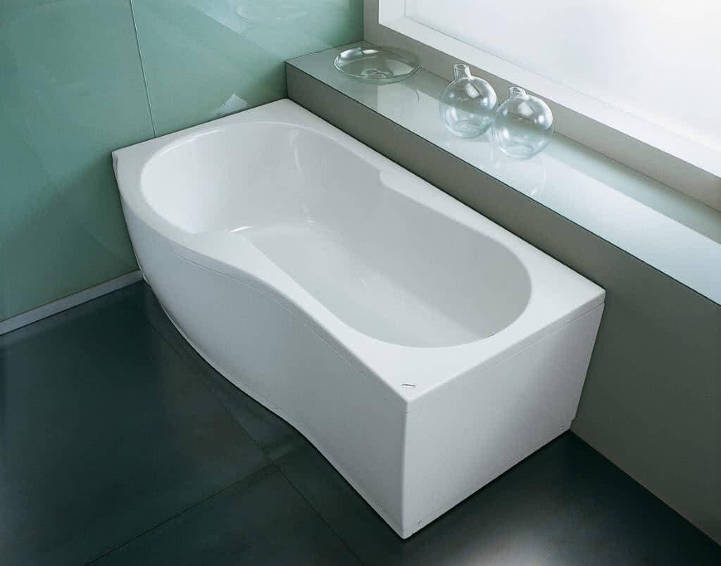 Сборка ванной акриловой