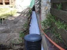 Расчет и схема системы водоотведения