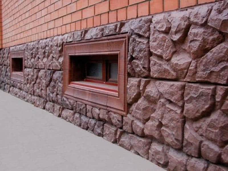 окно для вентиляции цоколя