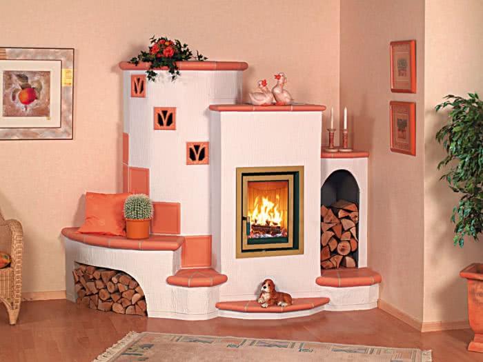 печное отопление дома