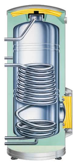 Емкостной водонагреватель