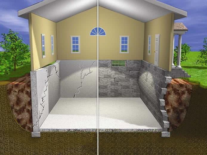 гидроизоляция под бетонную стяжку