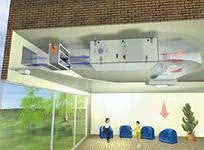 Характеристики и элементы приточной системы вентиляции.