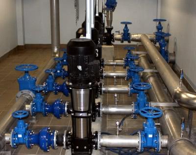 хозяйственно бытовое водоснабжение