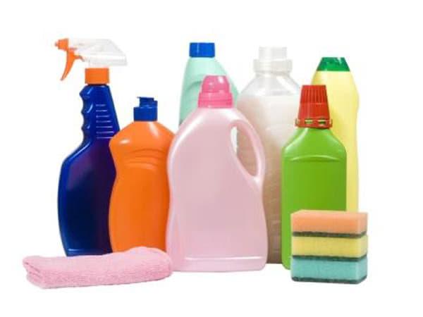 Щелочные чистящие средства