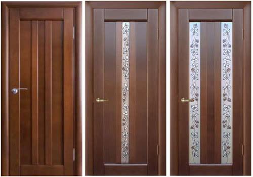 Мазонитовые межкомнатые двери