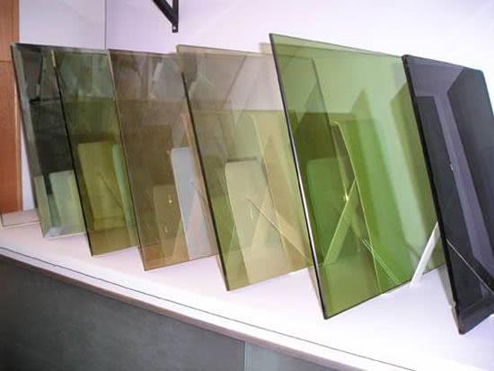 Цветное флоат-стекло