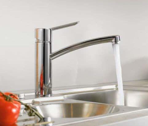 Классификация кухонных смесителей