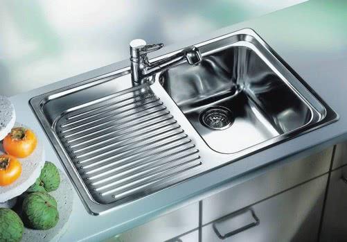 Критерии выбора кухонных моек