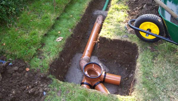 Дренажные системы для садового участка
