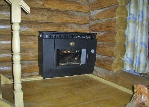 газовое отопление для дачи