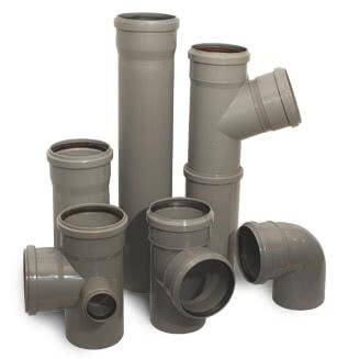 внутренние трубы пвх канализационные