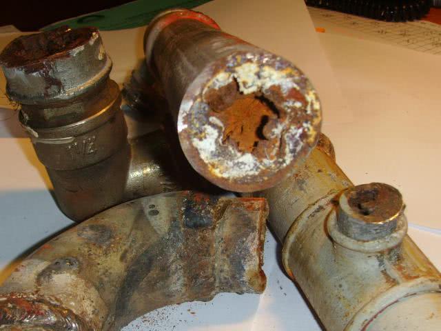 Как защитить канализацию из стали