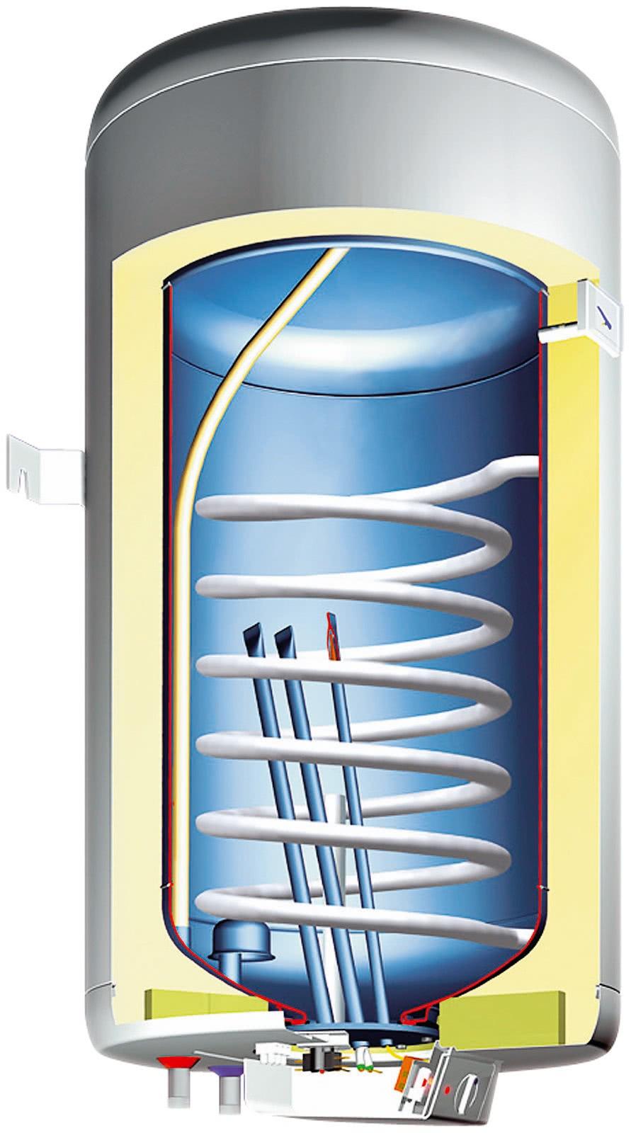 Комбинированный водонагреватель