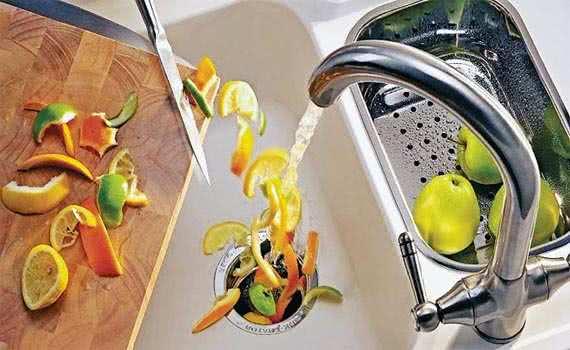 Стоимость кухонных измельчителей