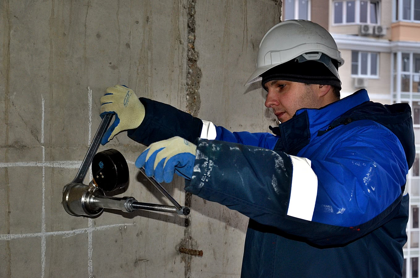 Методы исследования прочности бетона