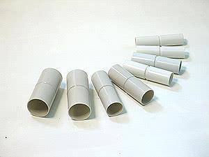 Муфты для ПВХ труб