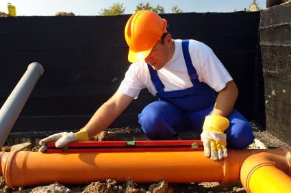 Угол наклона трубы канализации