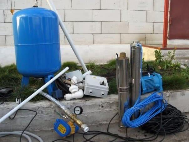 Насосные станции водоснабжения 2