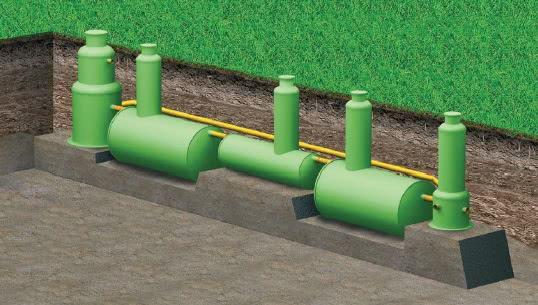 Нормативы стоков при подключении к центральной канализации