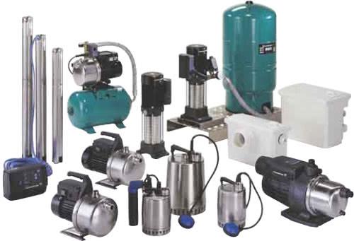 Основные этапы устройства автономного водоснабжения