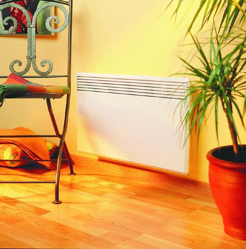отопление дома электрическими конвекторами