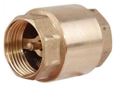 Как выбрать обратный клапан для водоснабжения
