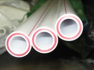 армированные стекловолокном пластиковые трубы