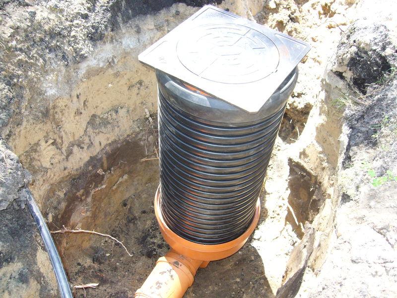 Кольца для фильтрационных колодцев