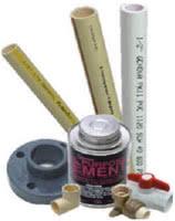Пластиковые трубы ПВХ - секреты материала