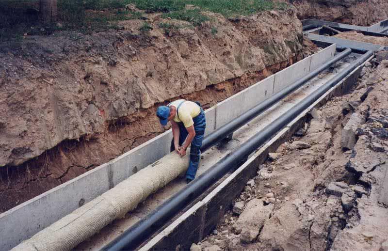 Правила подключения к центральному водоснабжению