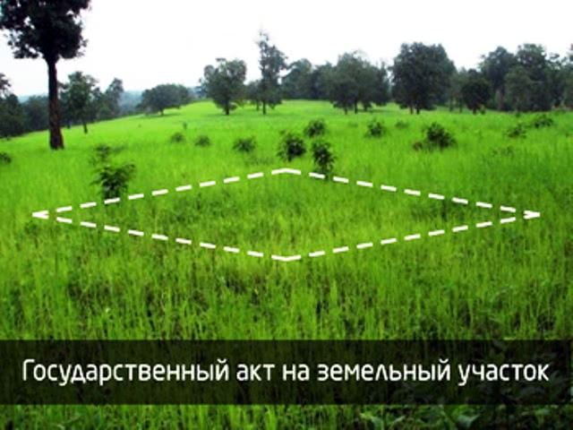 Право на земельный участок