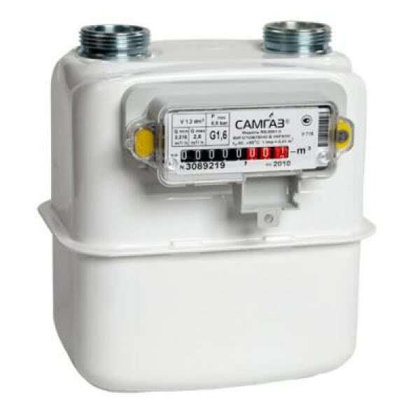 Как измеряется расход газа