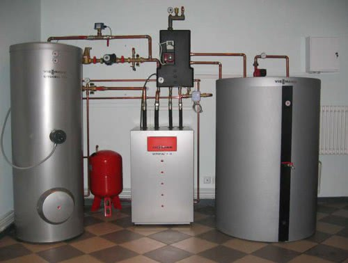 газовые котлы отопления расчет мощности