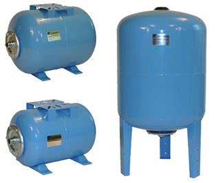 Гидроаккумулятор водоснабжения
