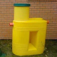 Септики для очистки сточных вод от бани