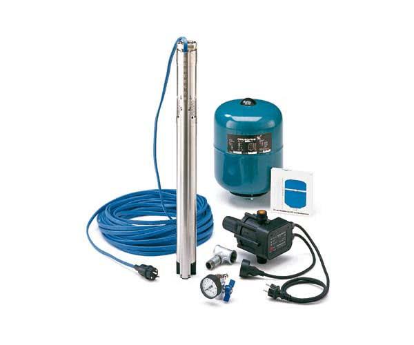 Система автоматизированного водоснабжения