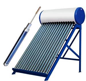 вакуумные солнечные водонагреватели