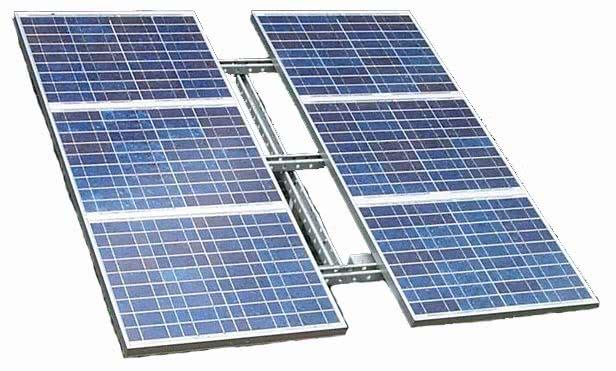 Панельные солнечные водонагреватели
