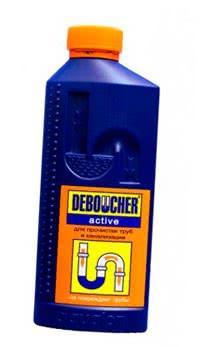 Deboucher – эффективен для бумаги, волос, органики, растительного, животного жира