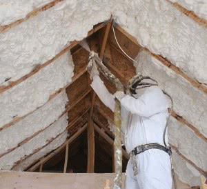 теплоизоляции крыши от жары