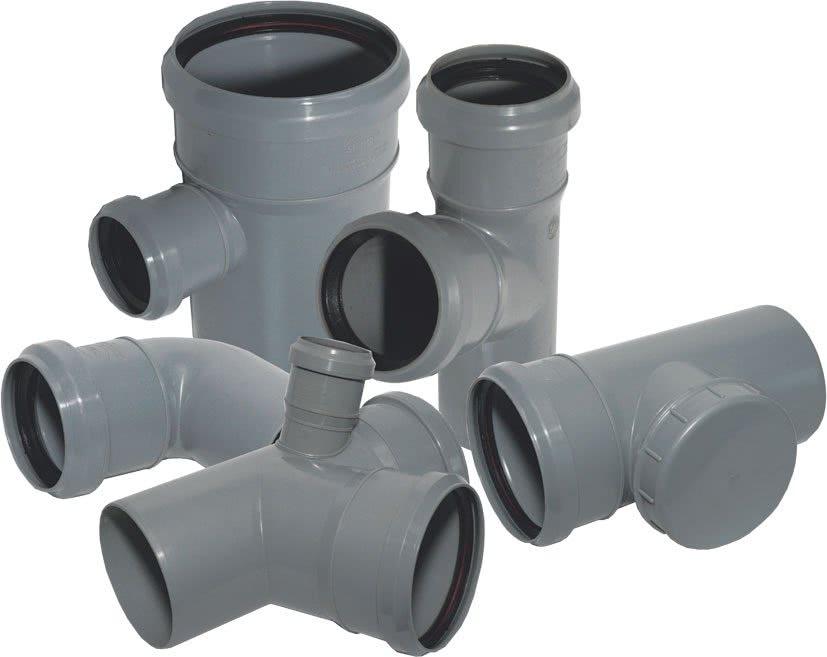 Тройник ПНД для канализации