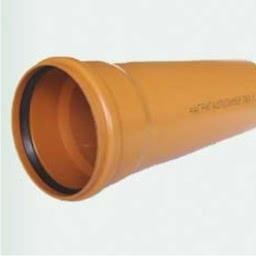 Гладкие трубы для напорной канализации