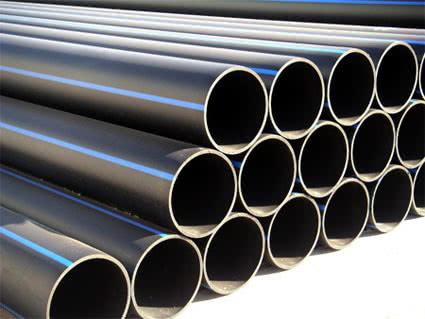 Трубы для наружного водоснабжения