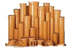 Трубы НПВХ для канализации