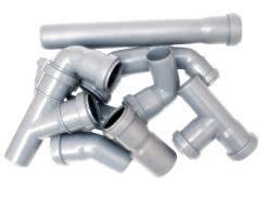 Характеристики полипропиленовых труб для канализации