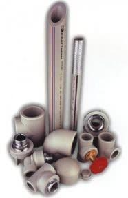 Технология монтажа трубы ПВХ для отопления