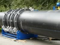 Установка пластиковых труб ПП