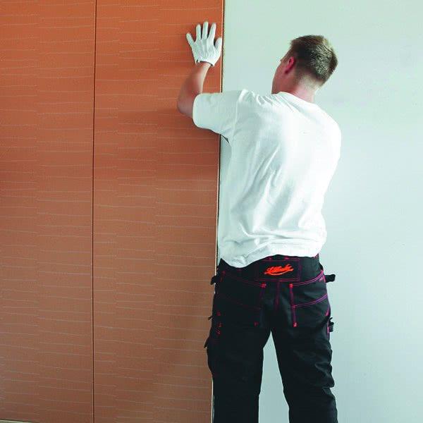 Установка стеновых панелей своими руками