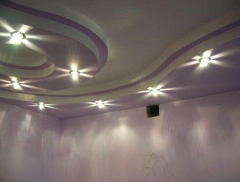 Вариант потолка
